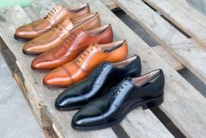 eleganckie obuwie w kolorze brązowym