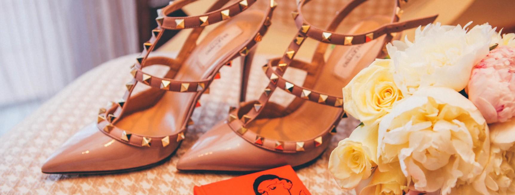 Buty gwiazd - czyli jak błyszczeć podczas ważnego przyjęcia?