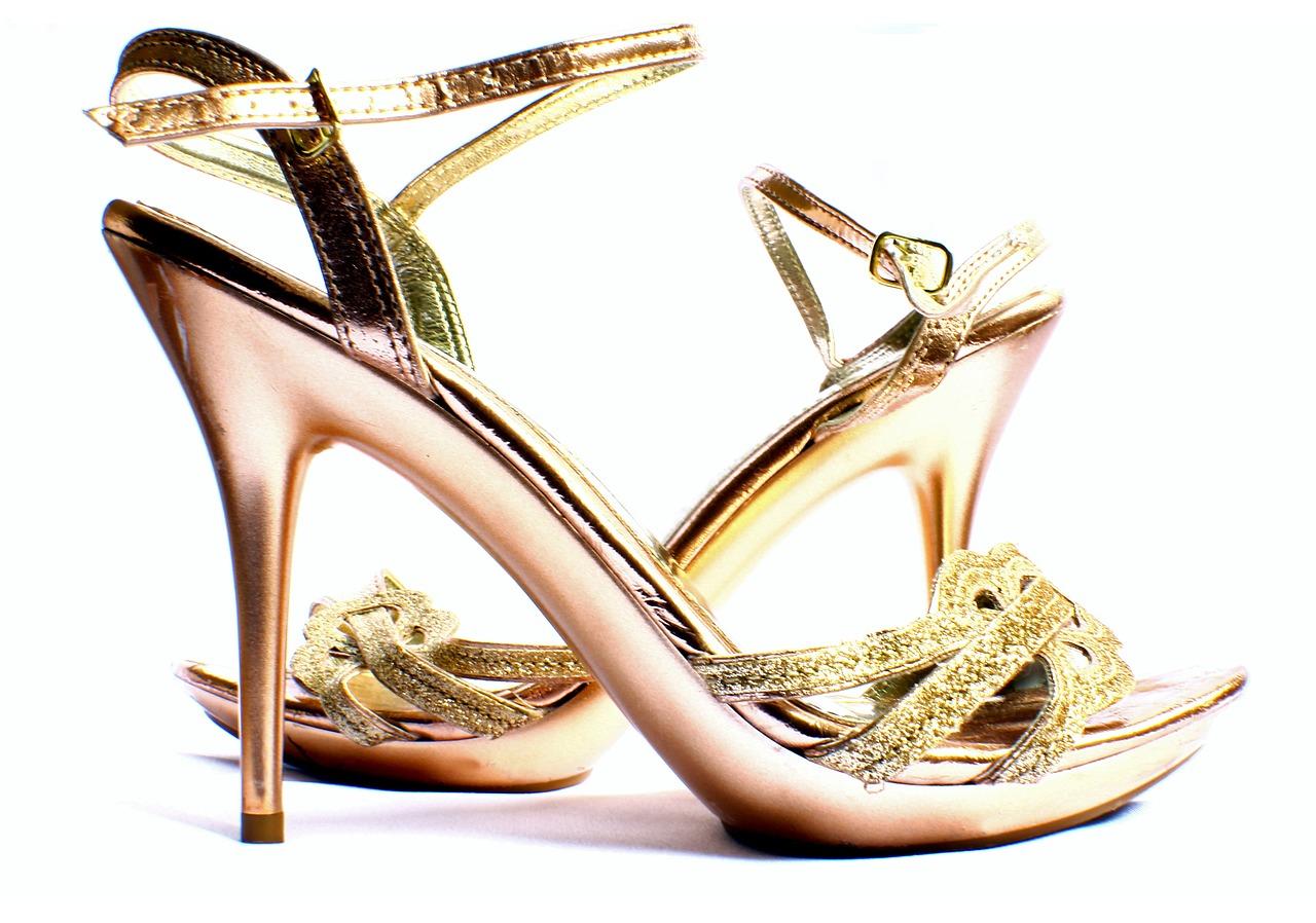 modne sandałki